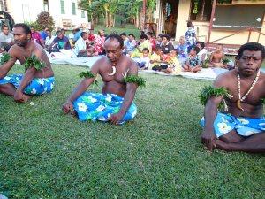 Villige visit and Kava ceremony